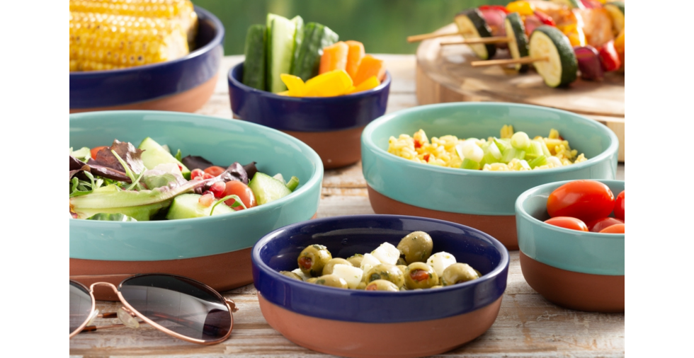 Introducing the new World Foods Collection just in time for summer!