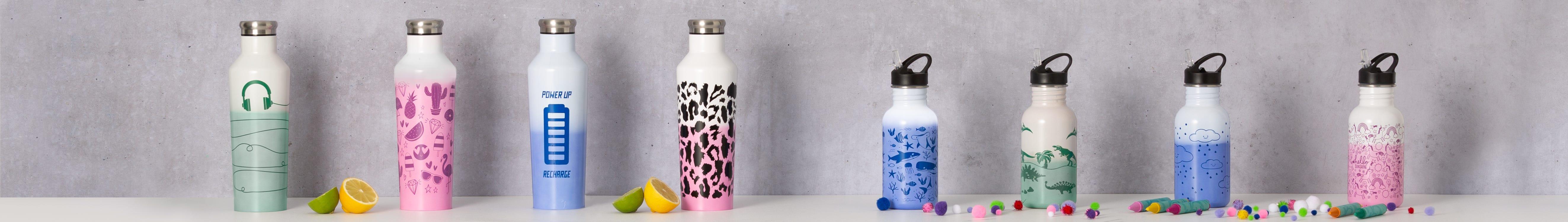 Colour Change Bottles