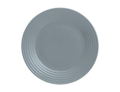 Image for Living Dinner Plate Grey