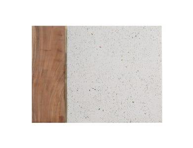 Image for Elements Terrazzo/Acacia 40 X 30cm Rect Board