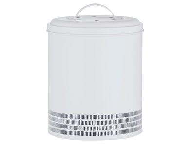 Image for White Monochrome Composter