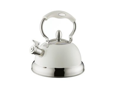Image for Living Cream Stove Top Kettle 2.5l
