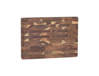 World Foods 35x25 Cm End Grain Acacia Block