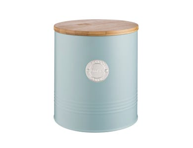 Image for Living Blue Cookie Storage