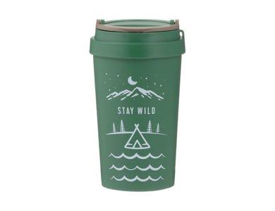 Pure Stay Wild Wheat Fibre Travel Mug 380ml