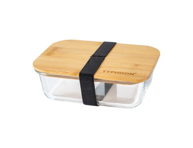 Pure Glass Lunch Box 1040 Ml