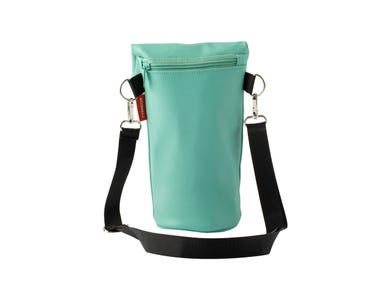 Pure Blue Bottle Bag