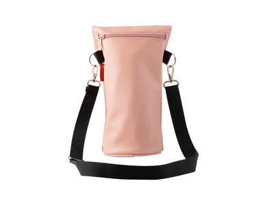Pure Pink Bottle Bag